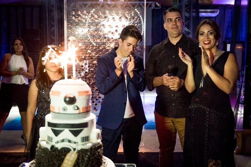 Festa de 15 anos Star Wars