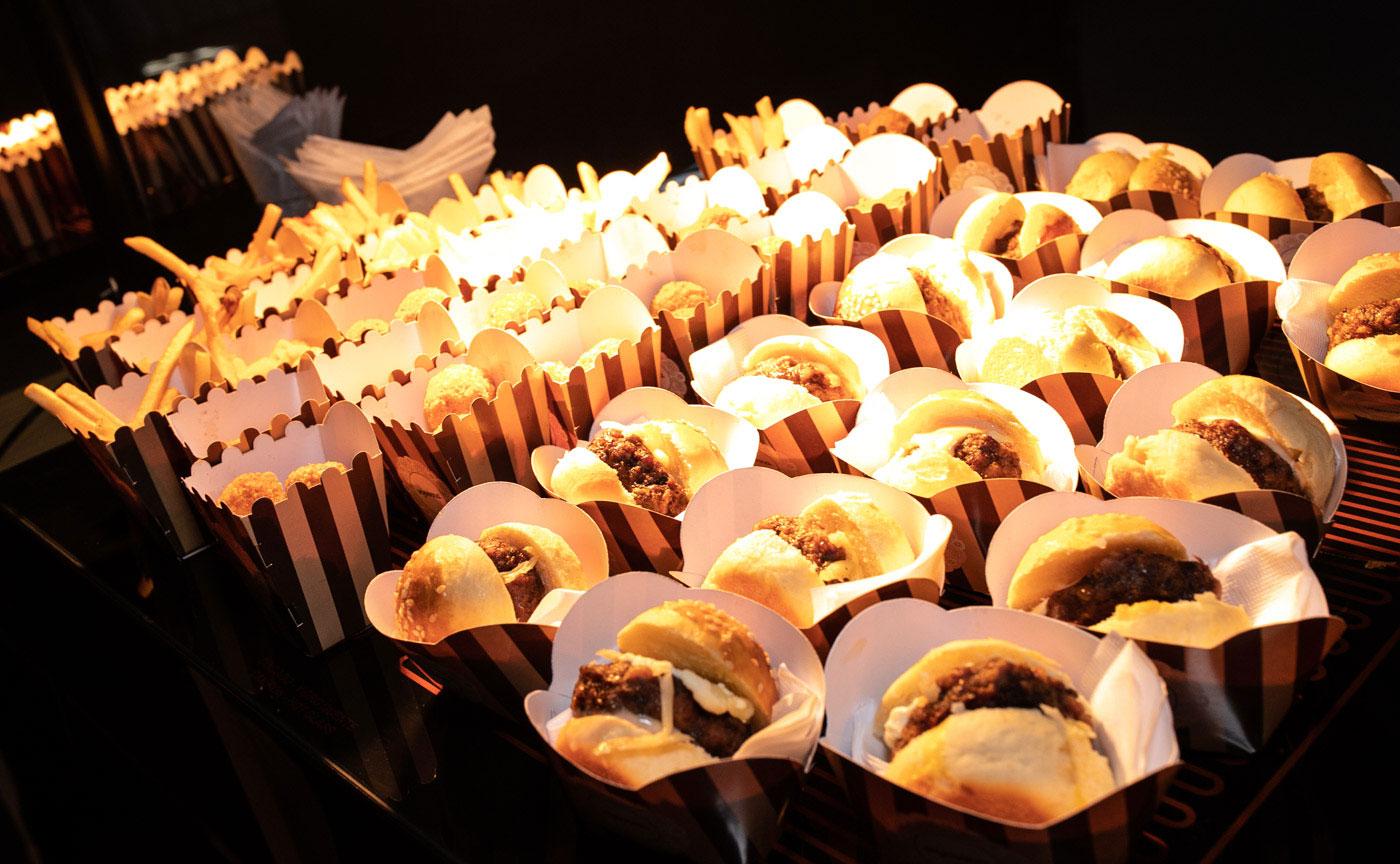 Buffet para festa de aniversário | Foto: Sou Ibope