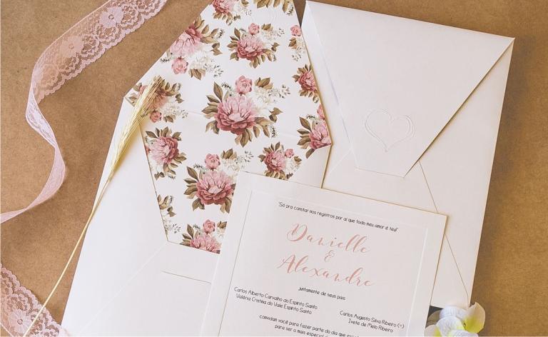 Quando entregar os convites de casamento?