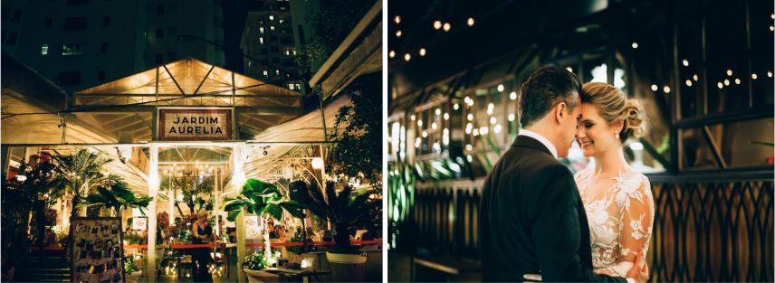 Espaço para Mini Wedding