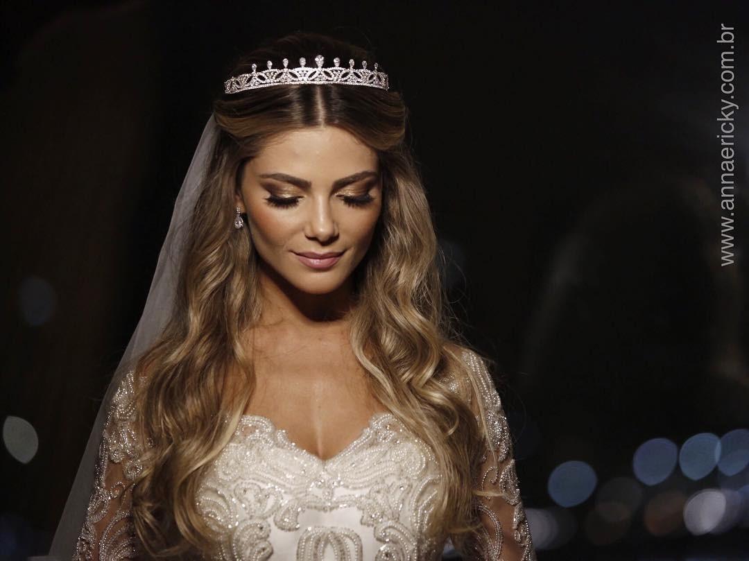 Penteado da Noiva - Karina Flores