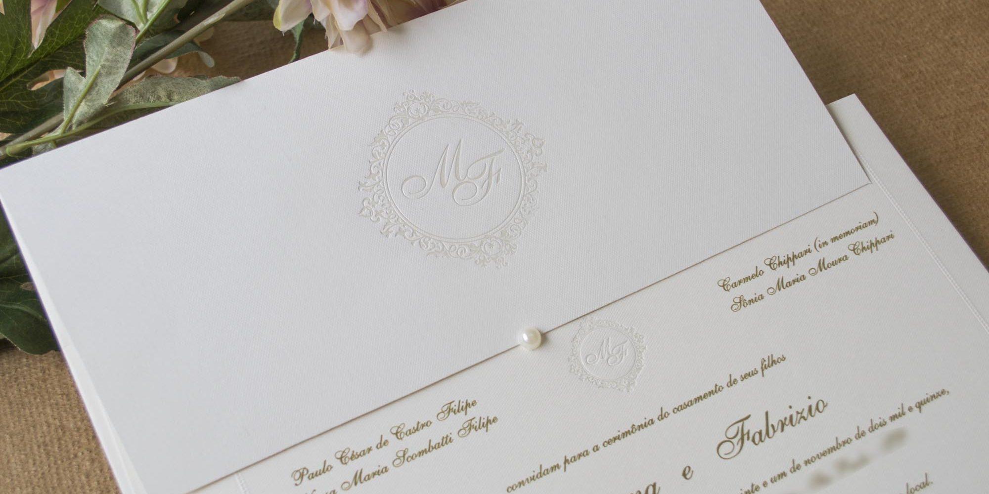 Texto Para Convite De Casamento Como Escolher