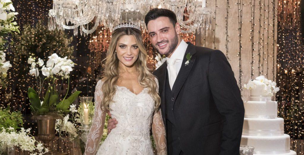 Casamento de Karina Flores e Fábio Oliveira