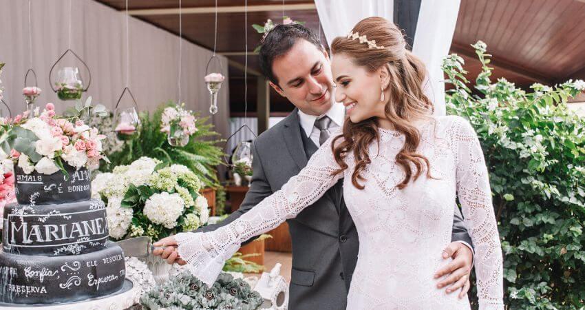 Casamento moderno