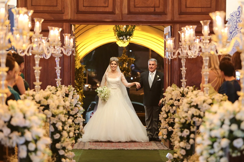 Noiva com Vestido Princesa