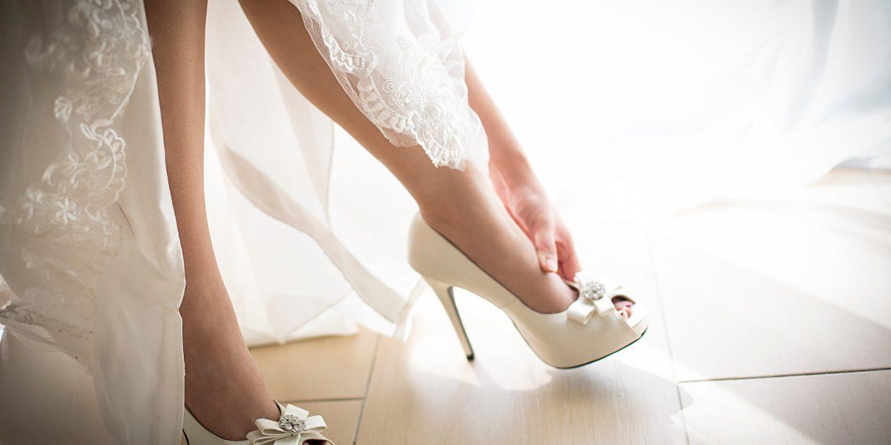 a66bbd00e Como escolher o Sapato de Noiva Perfeito? | Aceito Sim