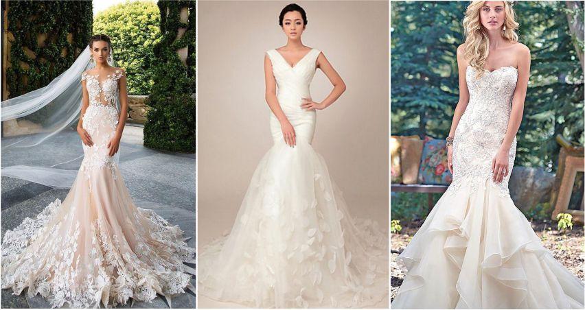Vestido De Noiva Moderno Sereia Blog De Casamento Para