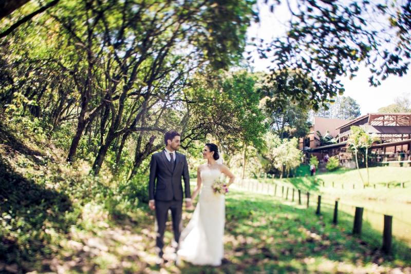 Casamento ao ar livre em São Paulo - Sitio São Jorge