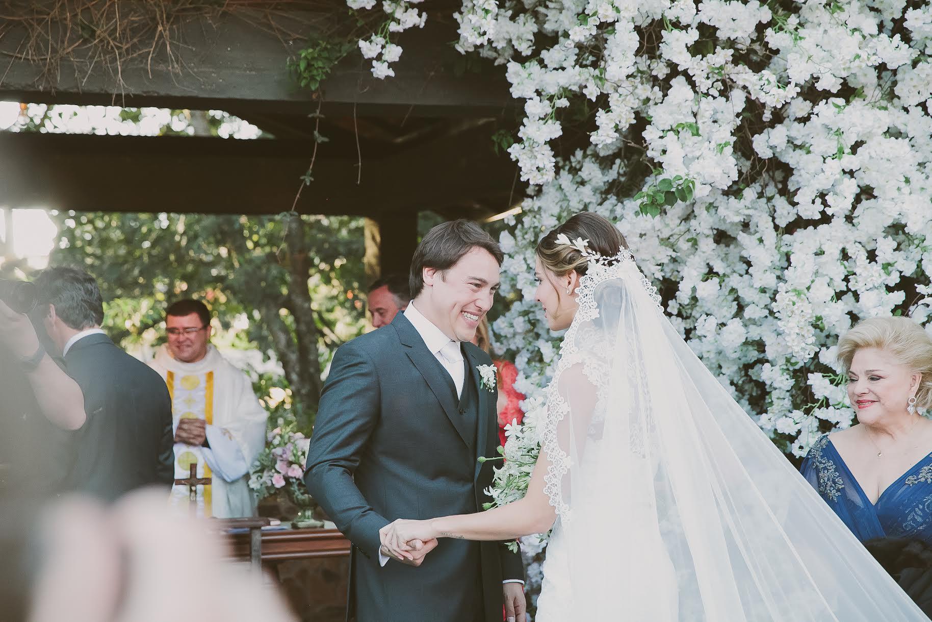 Casamento ao ar livre - Fazenda Dona Catarina