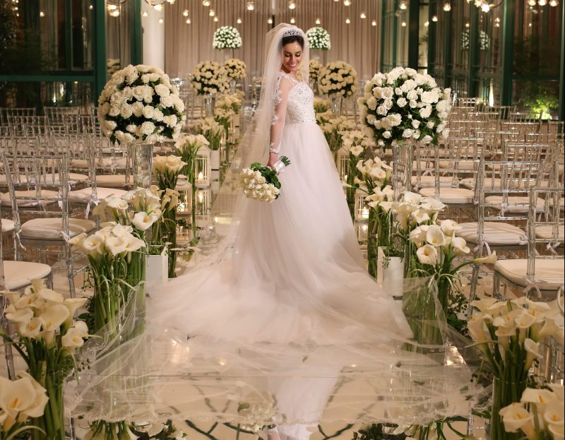 Vestido de Noiva Clássico - Nova Noiva