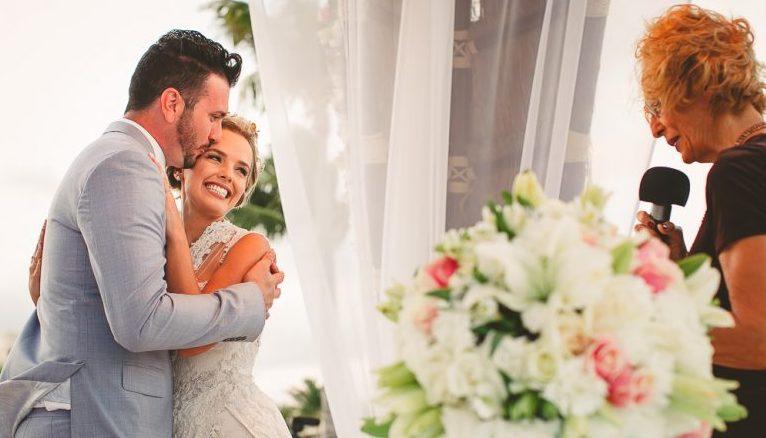 Traje do Noivo Fábio - Casamento em Cancún