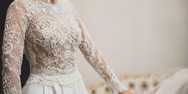 fefd42e4c1 Tipos de renda para vestidos de noiva
