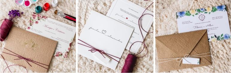 Convites para Casamento de Dia