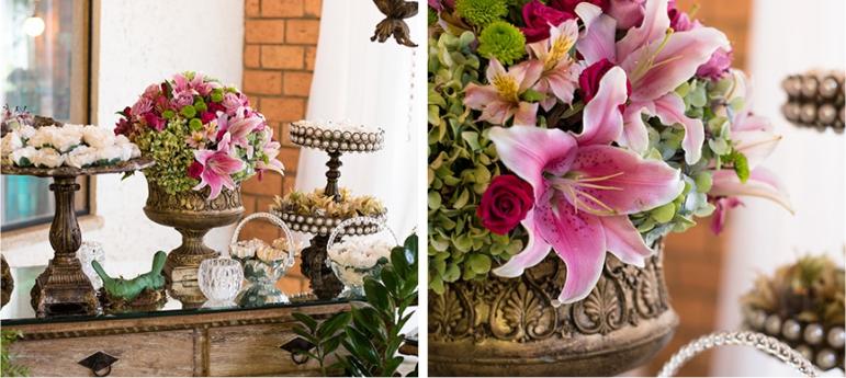 Flores para Casamento - Lírios