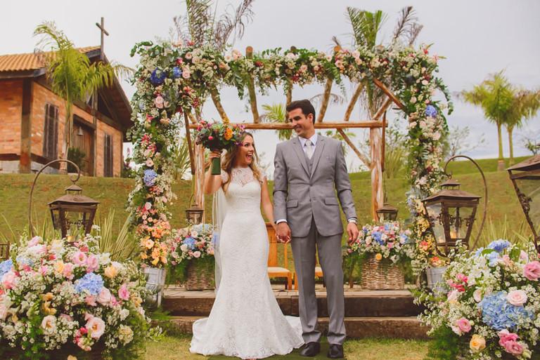 Festa De Casamento Rústico Como Conquistar O Casamento Dos Sonhos