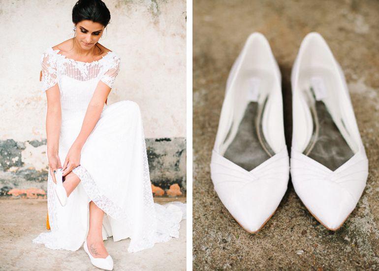Os calçados mais confortáveis para noivas 4