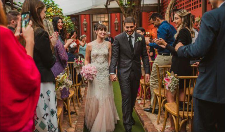 Casamento vintage