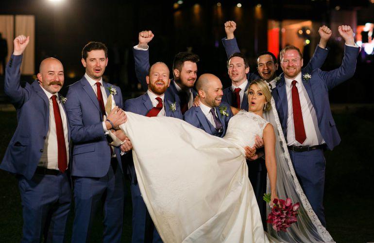 Padrinhos Casamento