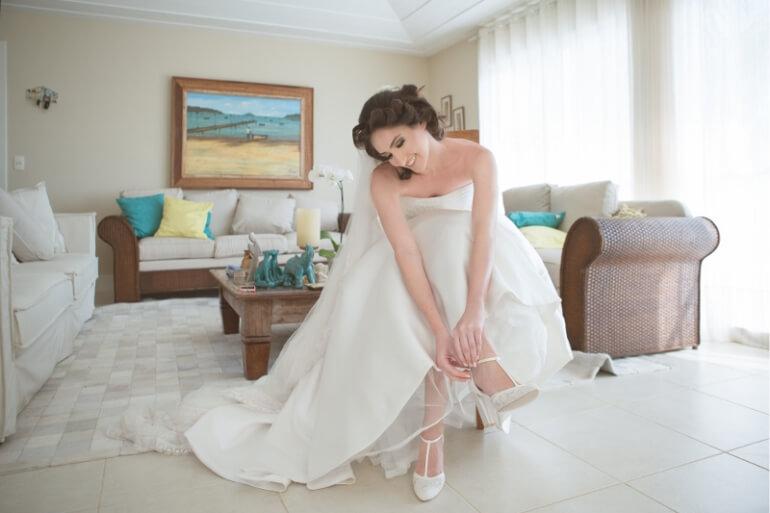 Sapato da noiva Branco