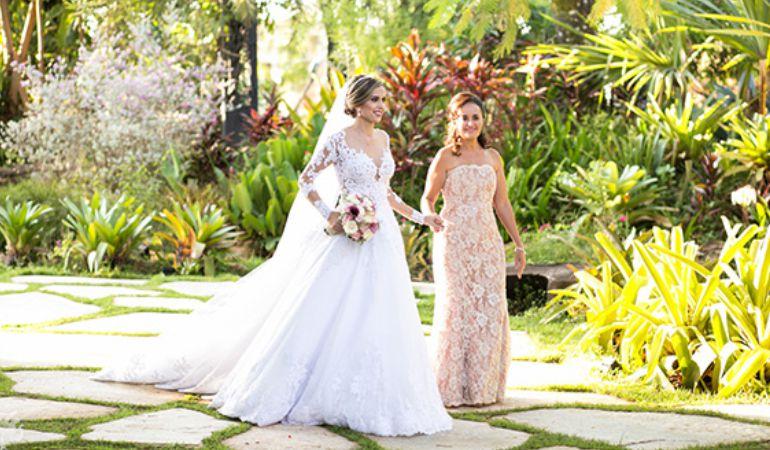 Vestido De Noiva Para Casamento No Campo Blog De Casamento