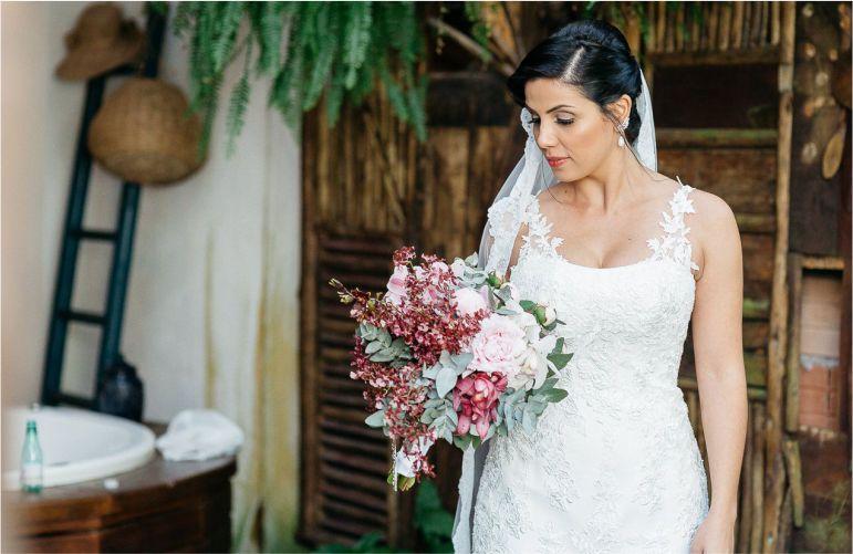 Visual da noiva