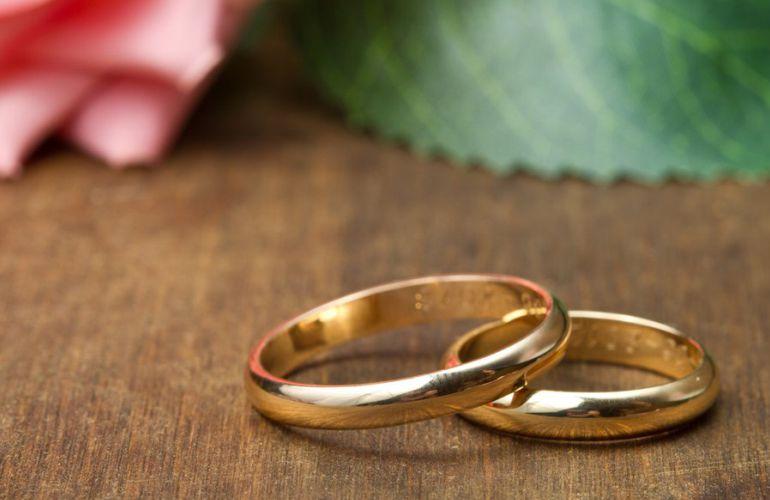 Aliança simples | Blog de Casamento para Noivas | Aceito Sim