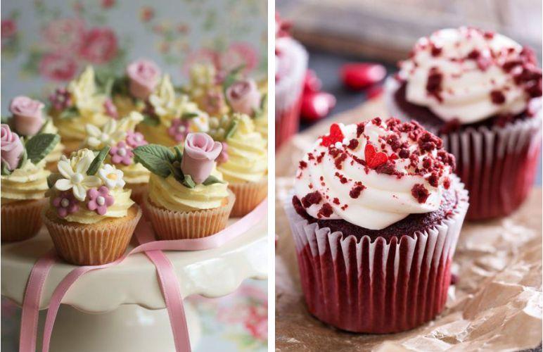 Cupcakes bodas de casamento