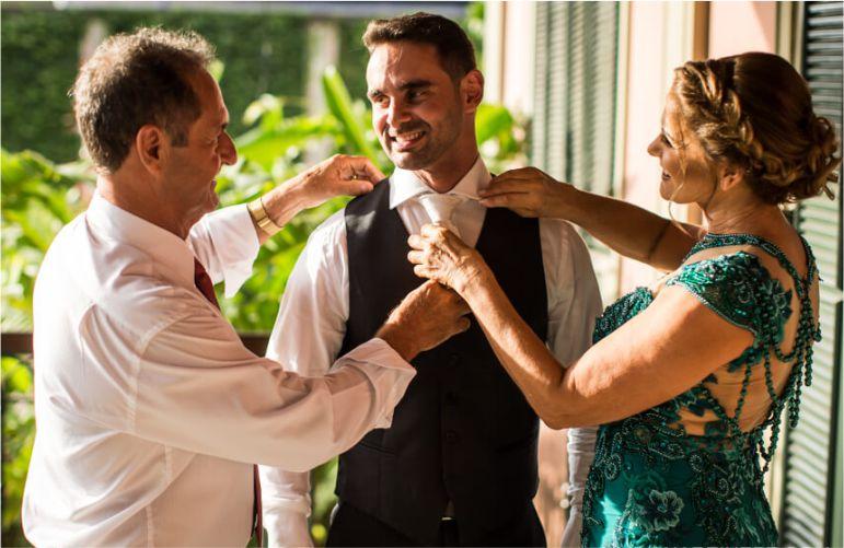 Ternos para noivos