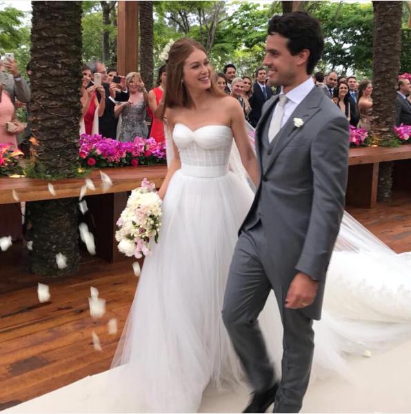 Vestido de noiva Casamento em Campinas