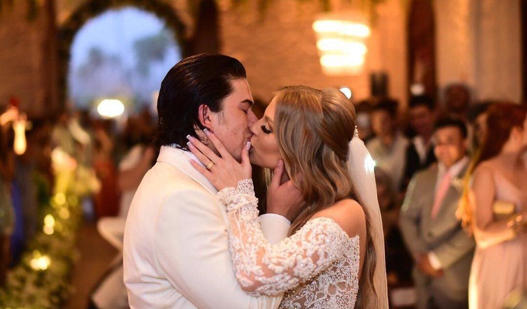Casamento whindersson Nunes e Luísa Sonza