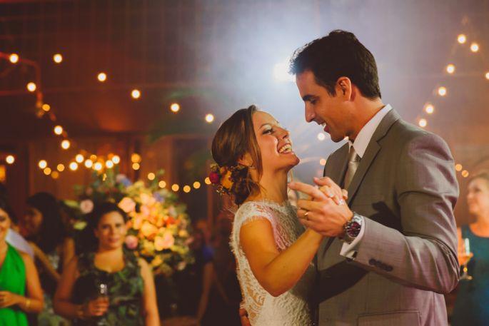 Dança noivos