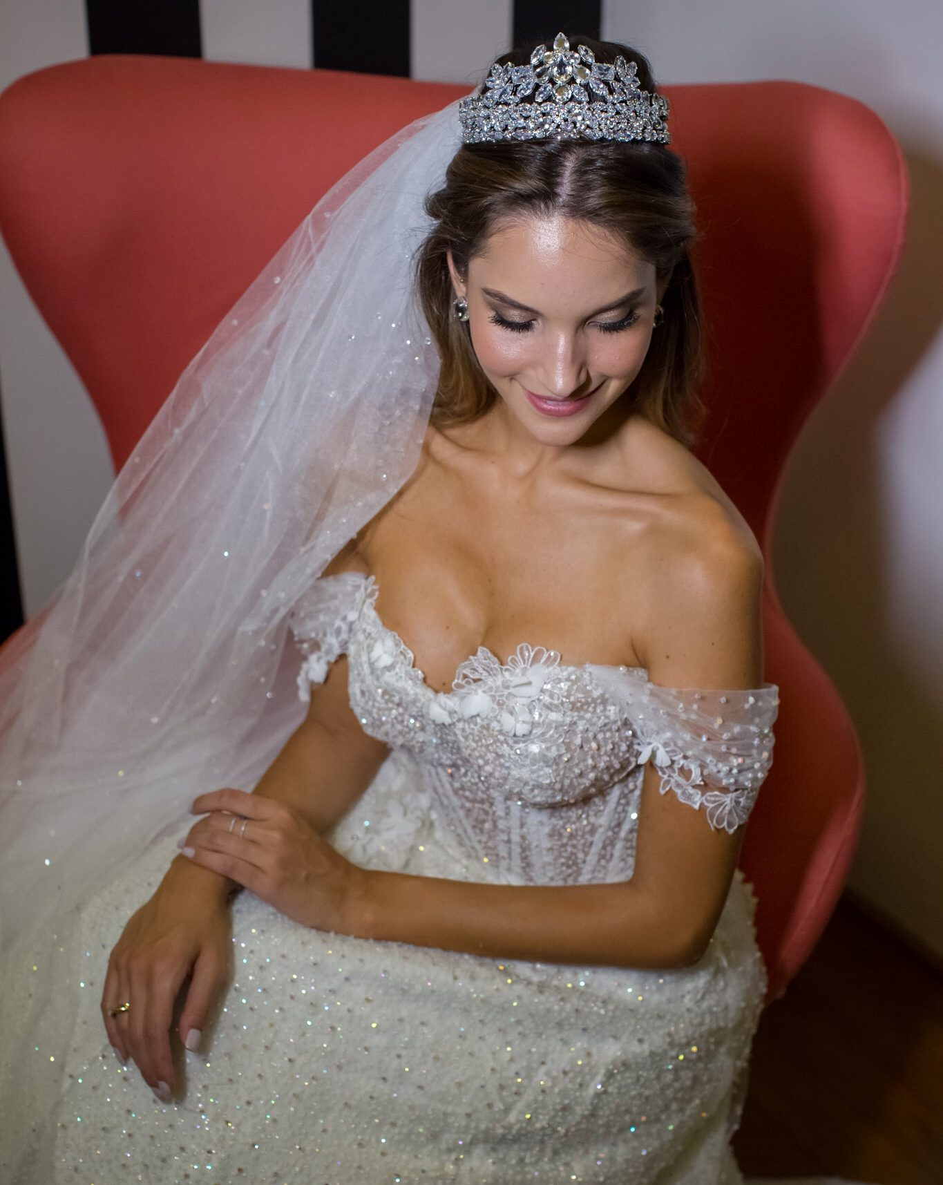 Vestido princesa Carol Hungria