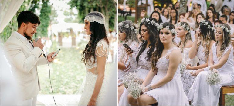 Casamento All White