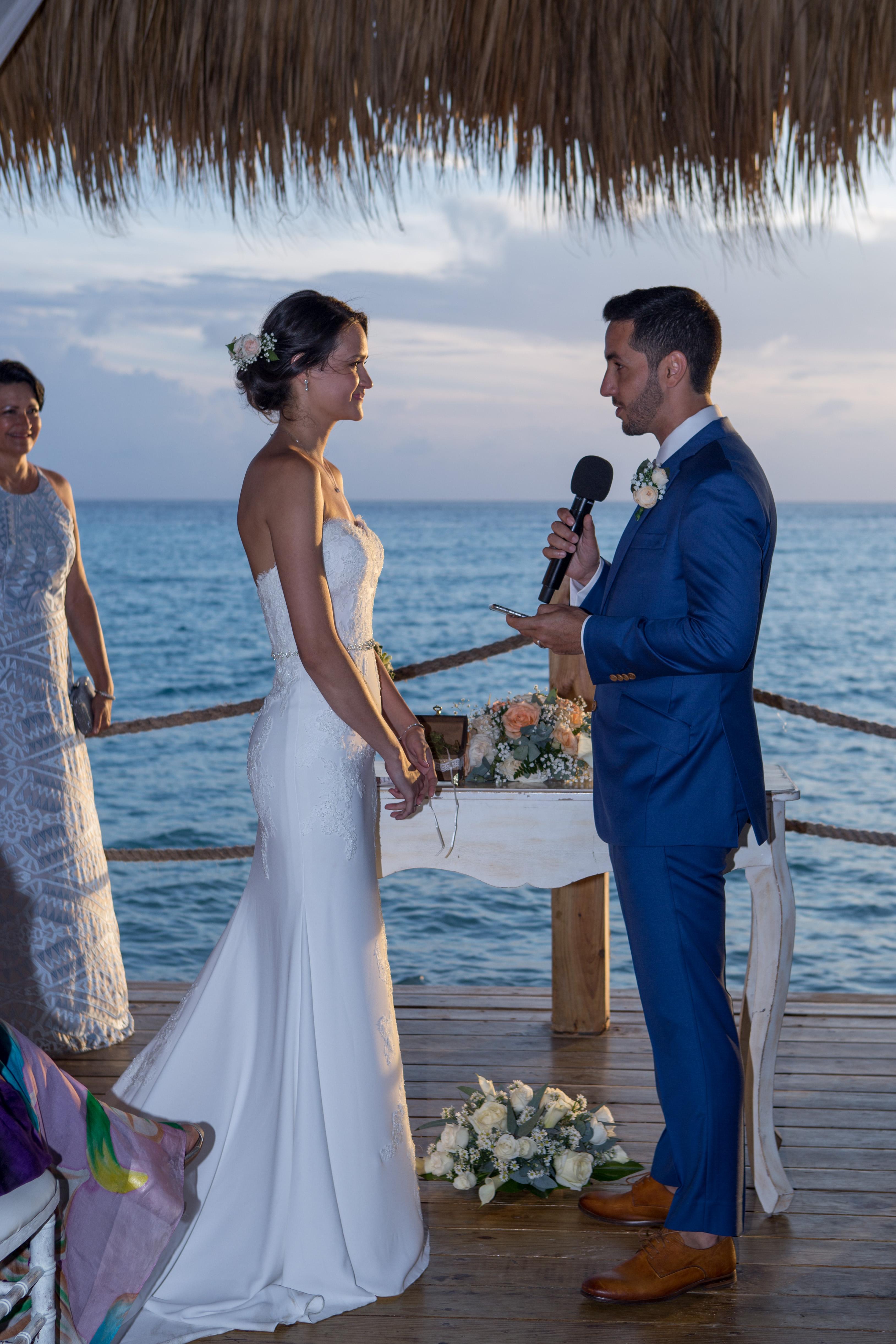 Casamento Letícia e Humberto em Punta Cana | Fotos: Carol Noel Wedding