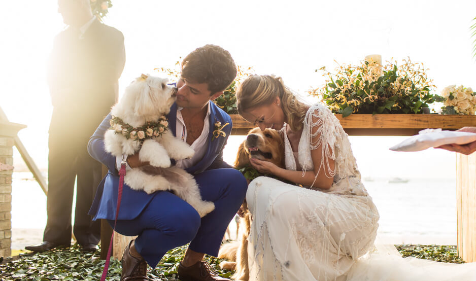 Como surpreender o noivo no dia do casamento