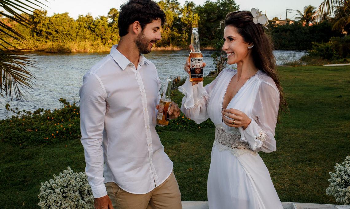 Como comemorar casamento Civil