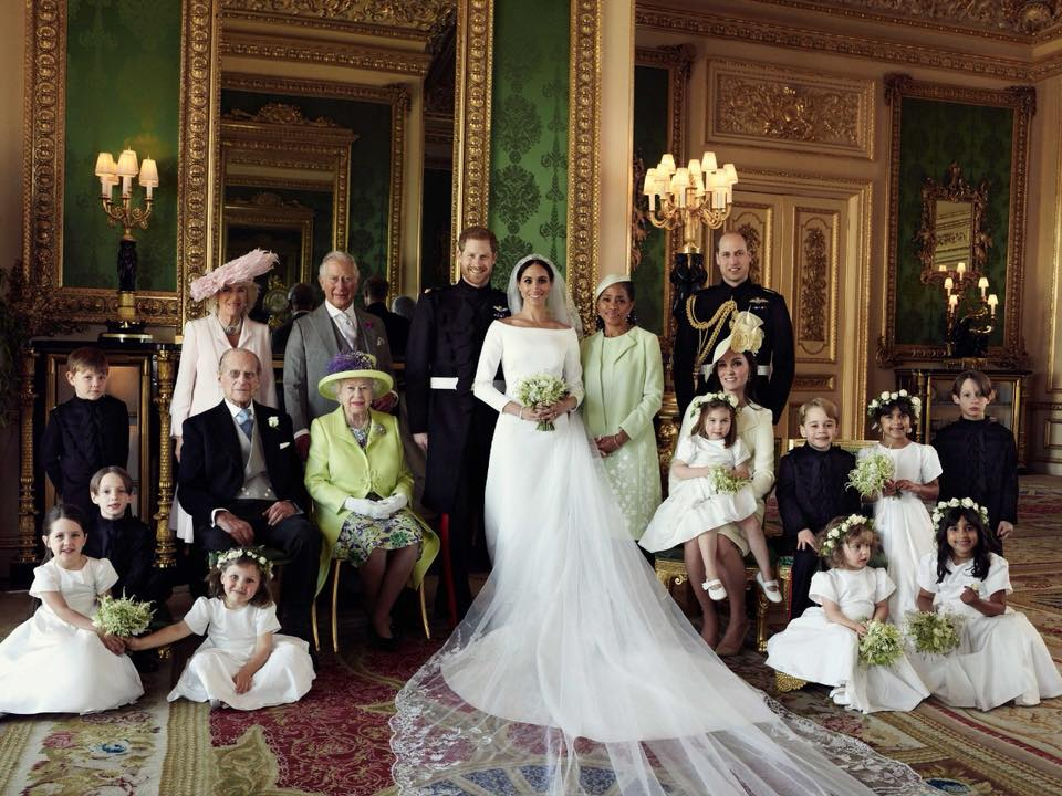 Casamento real Meghan Markle e Principe Harry