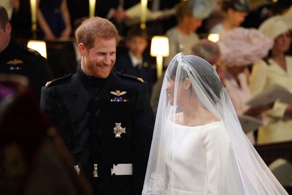 Cerimônia de casamento real
