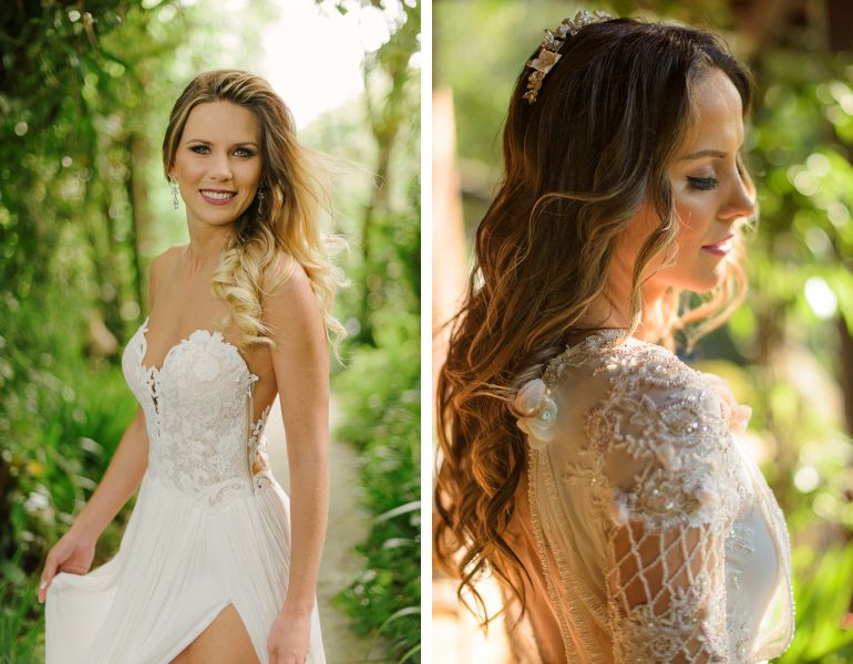 Estilos de beleza da noiva: noiva clean