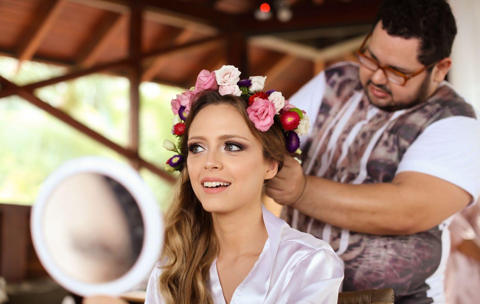 Maquiagem para casamento de dia: beleza