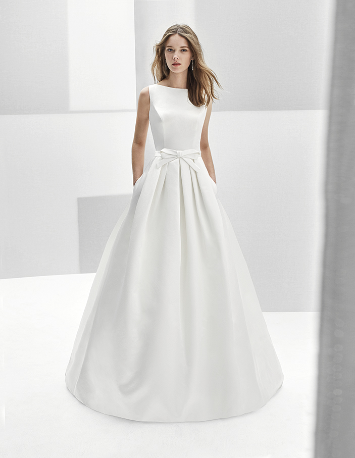 Vestido De Noiva Simples E Elegante Blog De Casamento Para