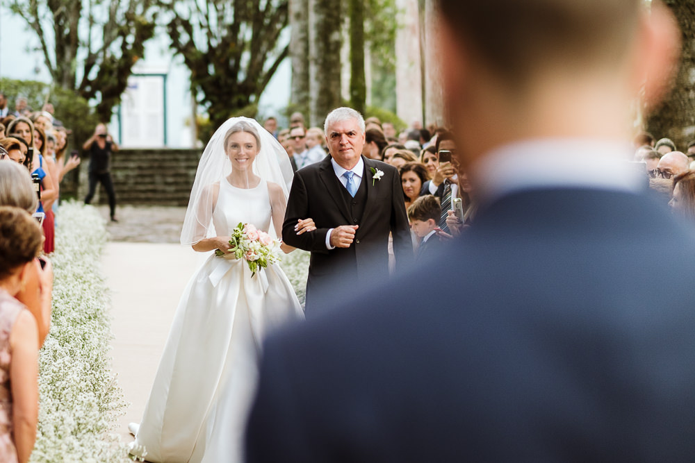 Casamento rústico chique na fazenda vila rica: Amanda e Henrique | Foto: Danilo Siqueira