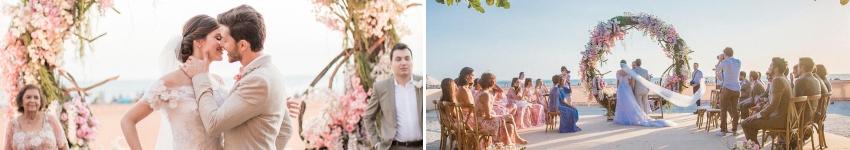 Casamentos - Camila Queiroz e Klebber Toledo