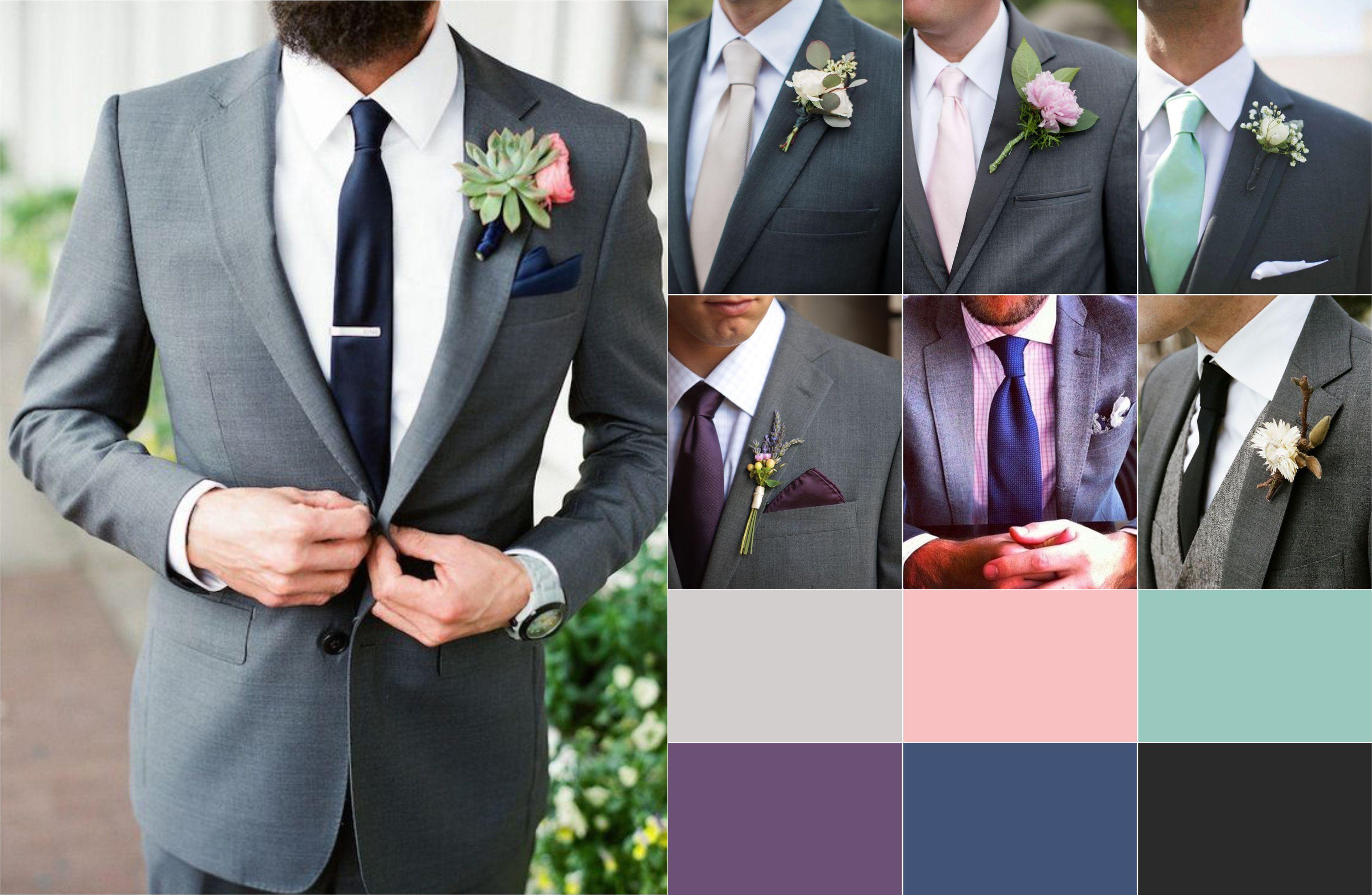 Trajes masculinos para casamento