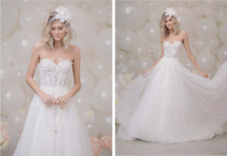 Vestido de noiva com tule | Noiva nas nuvens