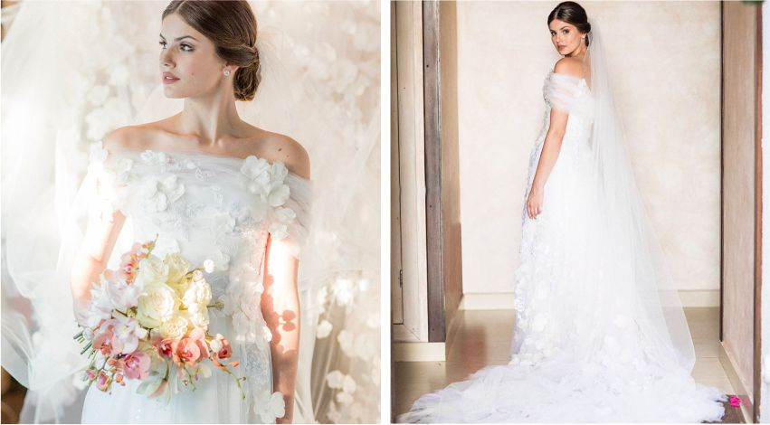 Vestido de noiva Camila Queiroz | Lethicia Bronstein