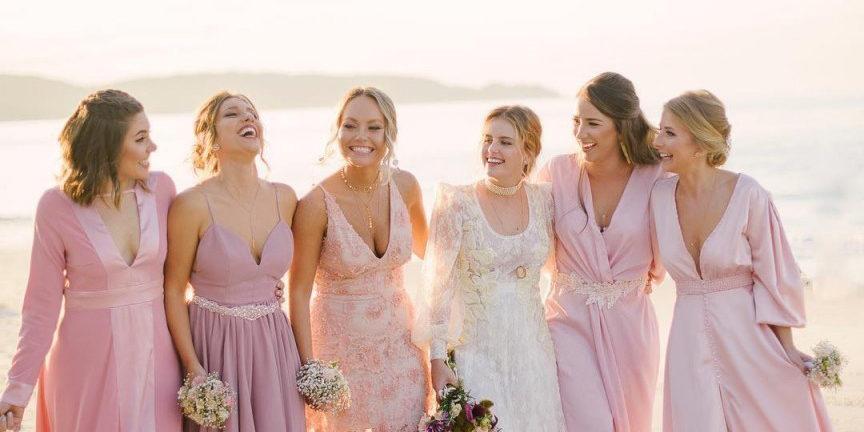 28cf6bcd89 10 inspirações para madrinhas de casamento em 2019!
