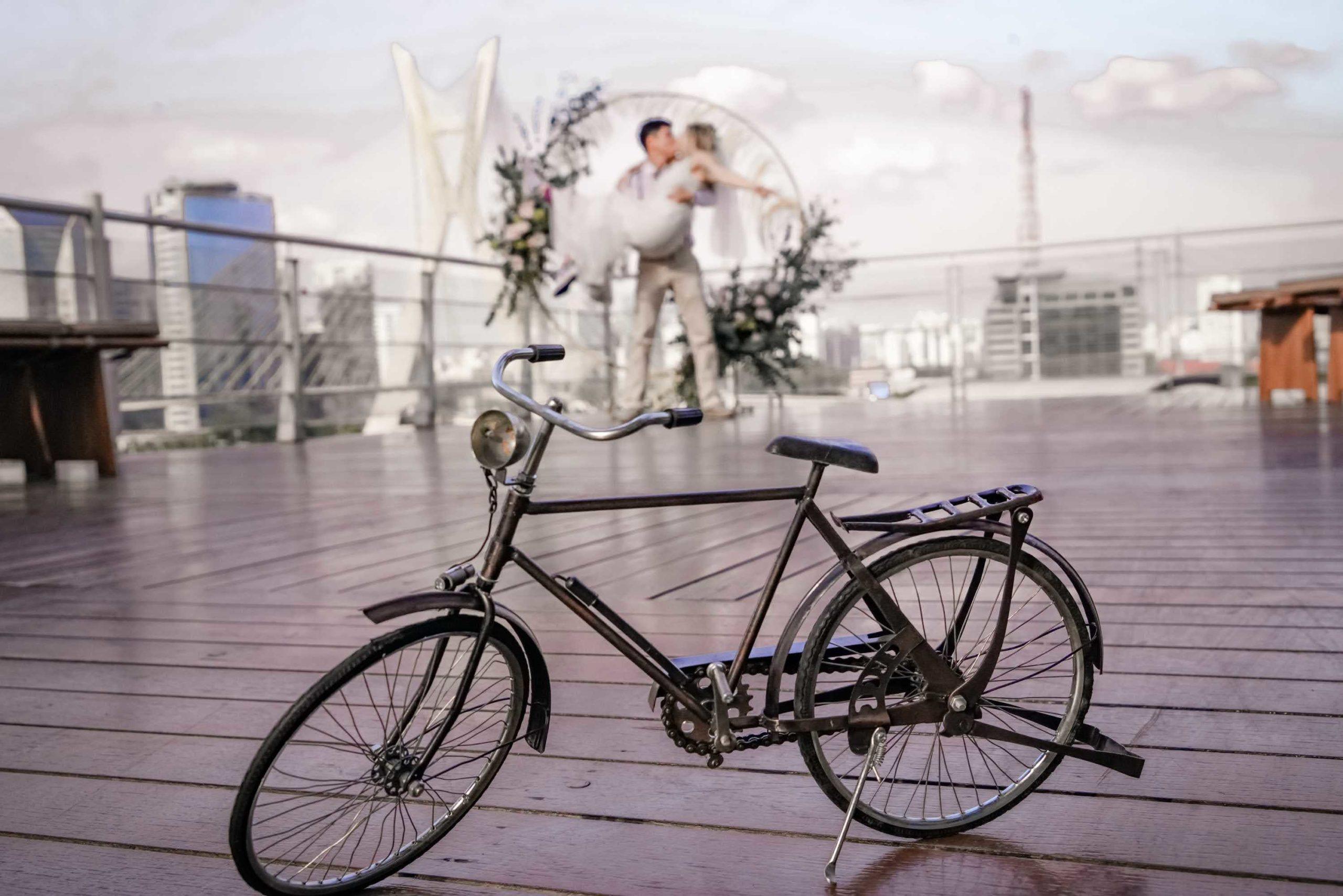 mini wedding romântico